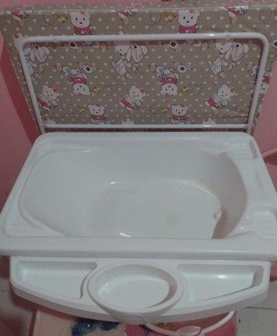 Trocador  com banheira - Foto 3