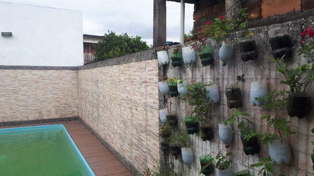 Linda Casa 3 quartos 2 banheiros em Itaboraí bairro Outeiro das Pedras - Foto 5