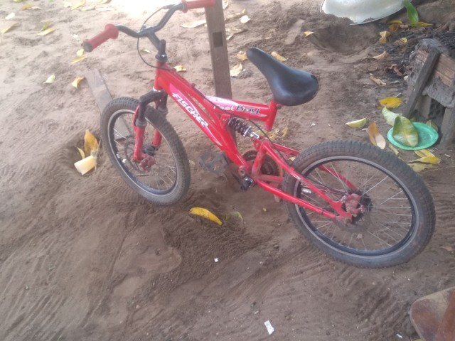 Bicicleta fast boy 400 reais  - Foto 2