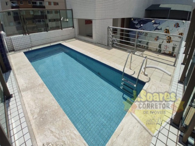 Tambaú, 3 quartos, 2 suítes, 100m², R$ 1.800, Aluguel, Apartamento, João Pessoa - Foto 15
