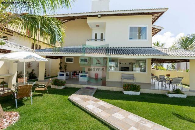 Casa em Condomínio para Venda em Camaçari, Barra do Jacuípe, 4 dormitórios, 4 suítes, 5 ba - Foto 4