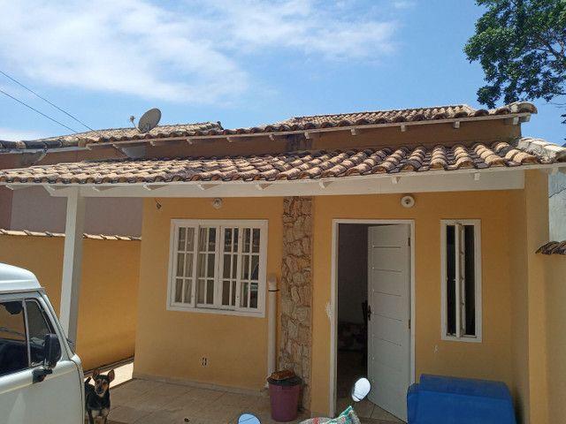 Casa 2 quartos com piscina no São Bento da Lagoa