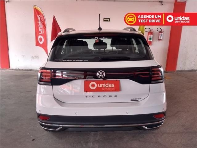 Volkswagen T-cross 2020 1.0 200 tsi total flex comfortline automático - Foto 6
