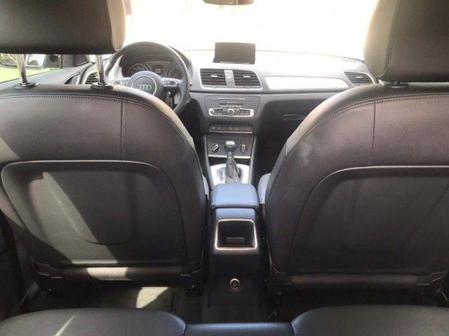 Audi Q3 1.4Tfsi ano 2018 impecável  - Foto 2