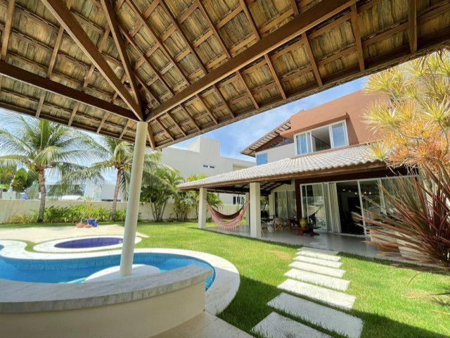 Casa em Condominio Fechado, 04 Suites sendo 1 master com hidromassagem - Foto 8
