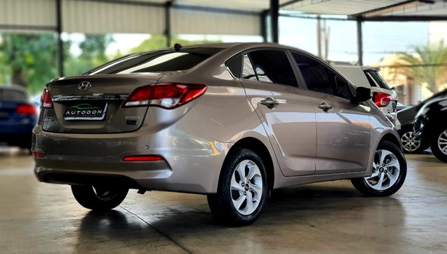 Hyundai HB20S HB20 Sedan Premium 2017 Automático Único Dono Todo Revisado  - Foto 5