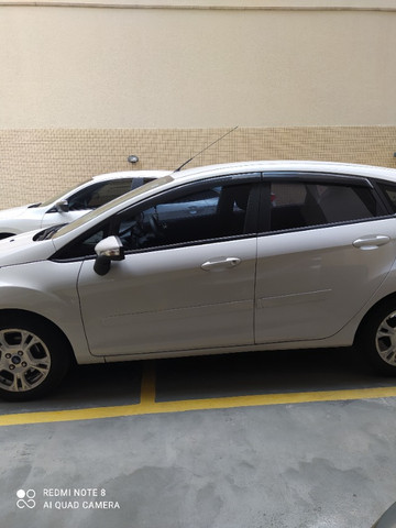 Fiesta 1.6 Hatch 16 V Flex 4 P Powershift (Aut.) - Foto 6