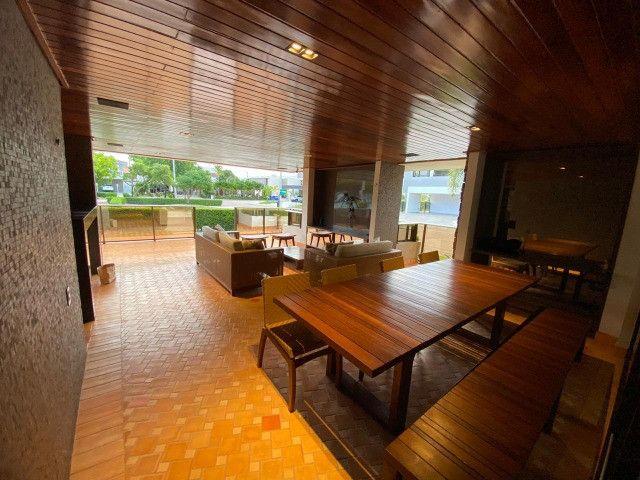Casa belíssima a venda no Bosque das Gameleiras - 04 suítes - 538m - Luxo! - Foto 16