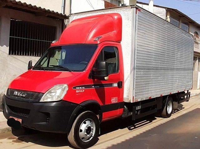 Caminhão 3/4  Iveco Dayli 70C16 HD Mássimo 2011  - Foto 2