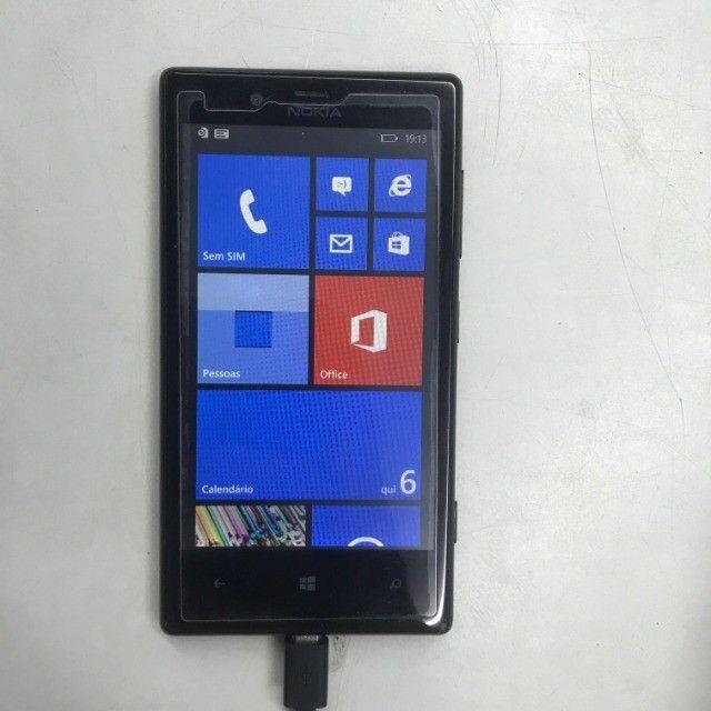Celular Nokia Cyan só Usar - Foto 2