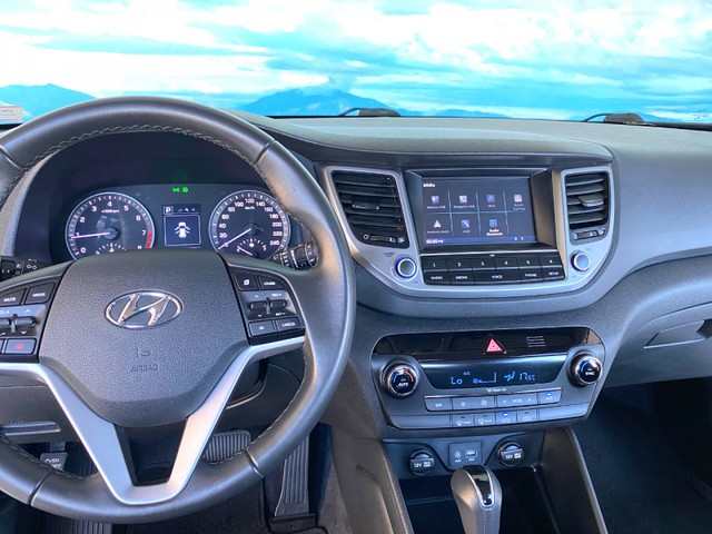 Hyundai Tucson GLS 1.6  - Foto 6