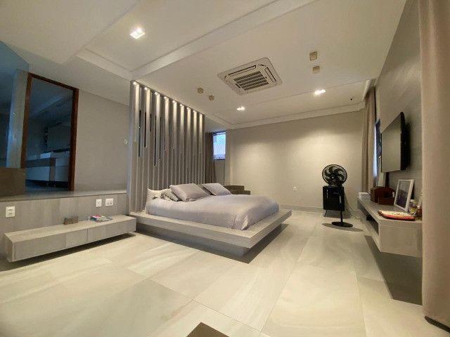 Casa belíssima a venda no Bosque das Gameleiras - 04 suítes - 538m - Luxo! - Foto 11