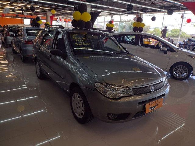 (7731) Fiat Palio Weekend 1.4 ELX 2007/2007 Completo - Foto 3