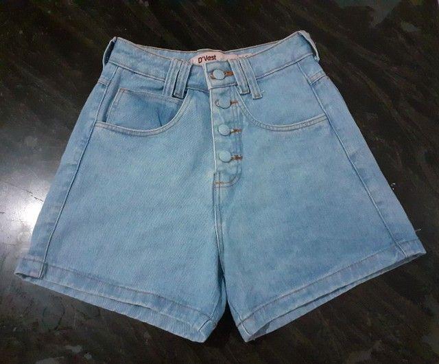 Short jeans vintage  - Foto 2