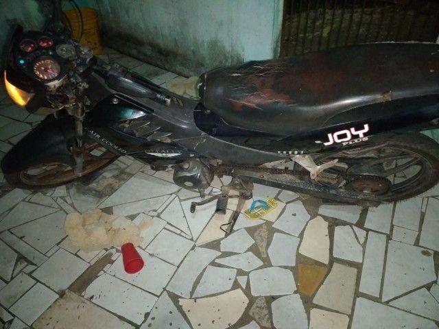 Vendo moto Shineray - Foto 5