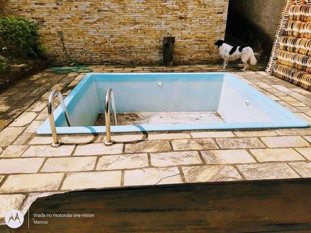 Casa Duplex Marilândia 4 quartos,2 salas,piscina, área gourmet,suite Banheira,terreno - Foto 4