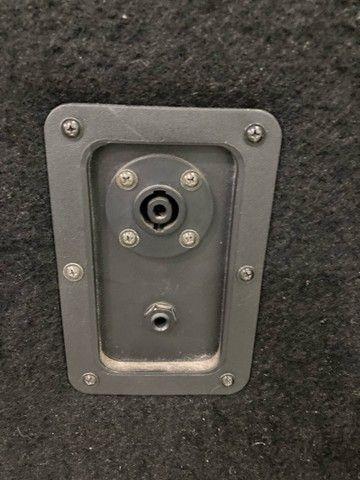 Caixa passiva 4 falantes de 10 para cabeçote de baixo teksound - Foto 4