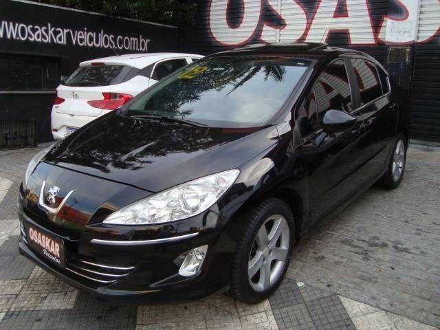 408 2011/2012 2.0 FELINE 16V FLEX 4P AUTOMÁTICO - Foto 2