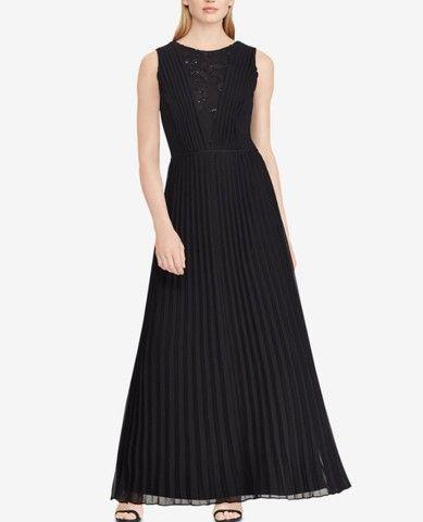 Vestido Longo - Ralph Lauren [importado]