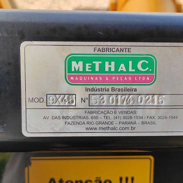 Plataforma de milho Methalc 9x45 - Foto 4