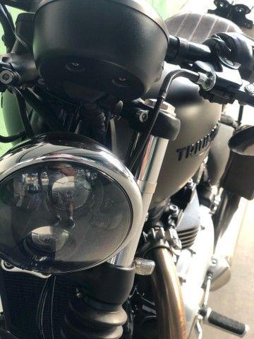 Triumph bobber bonneville 1200cc - Foto 3