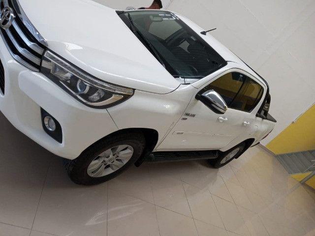 Última Unidade. Toyota Hilux Sw4 SR 4x2 Manual, Com GNV 5a Geração. Impecável - Foto 8