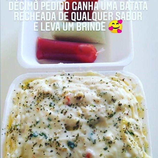 Batatas recheadas!! As melhores e suculentas de Sarandi-PR - Foto 2