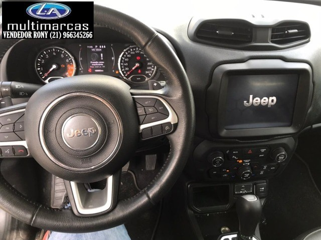 Jeep Renegade Longitude 1.8 Aut. 2019. Entrada a partir de 17.500,00 + 1.249,99 Fixas. - Foto 7