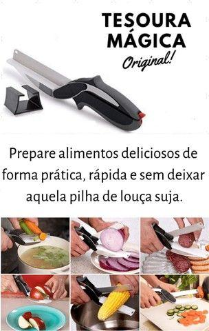 Tesoura Mágica de Cozinha - Foto 2