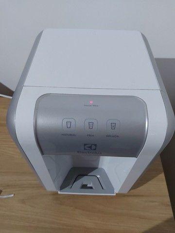 Purificador de água Electrolux bivolt branco - Foto 4