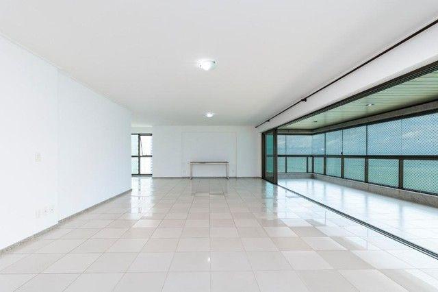 Apartamento com 4 quartos para alugar, 300 m² por R$ 13.500/ano - Pina - Recife/PE - Foto 7