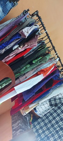 Brechó completo Contém roupas na etiqueta  - Foto 6