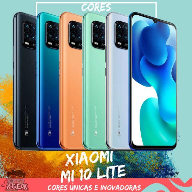 Xiaomi Mi 10 Lite 128gb - Rede 5G   Lacrado com garantia   Versão global - Foto 3