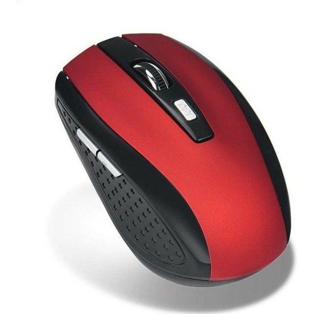 PROMOÇÃO Mouse Sem Fio, 6 Botões Novo