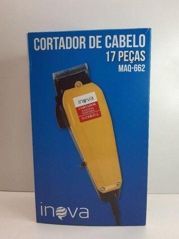 Máquina de cortar cabelo 110W Inova Maq-662 - Foto 3