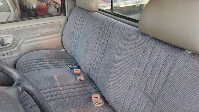 Chevrolet Silverado 1999 6CL Gasolina Sucata Revisado Peças - Foto 6