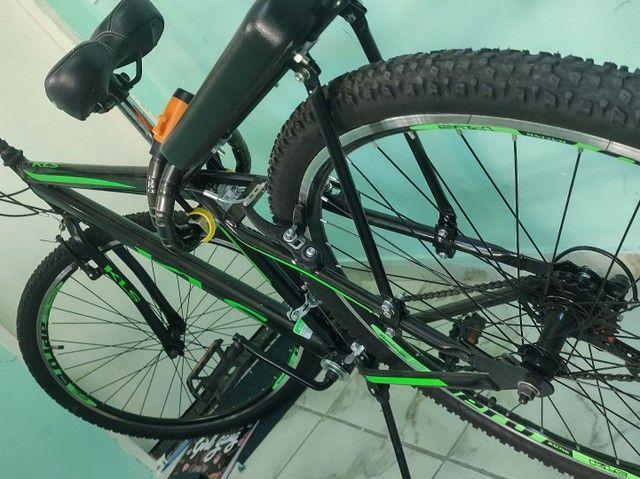 Bicicleta aro grande maior que 26 leia o anúncio - Foto 2