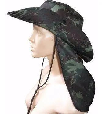Chapéu de sol camuflado - Foto 2