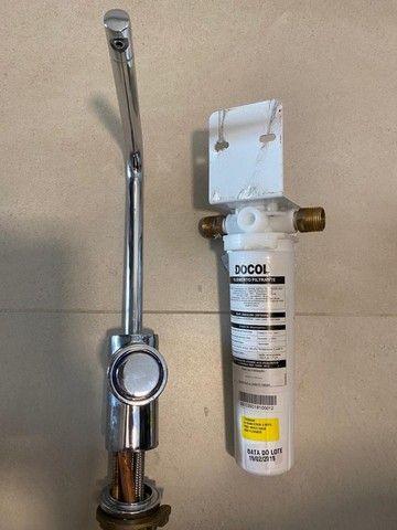 Purificador De Água Docol Docolvitalis De Bancada 810406 - Foto 3