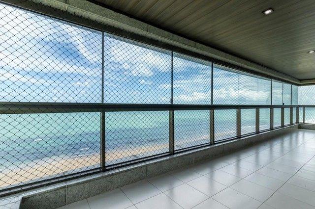 Apartamento com 4 quartos para alugar, 300 m² por R$ 13.500/ano - Pina - Recife/PE - Foto 10