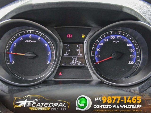 Hyundai HB20 Unique 1.0 Flex 12V Mec. 2019 *Novíssimo* Carro Impecável* Aceito Troca - Foto 11