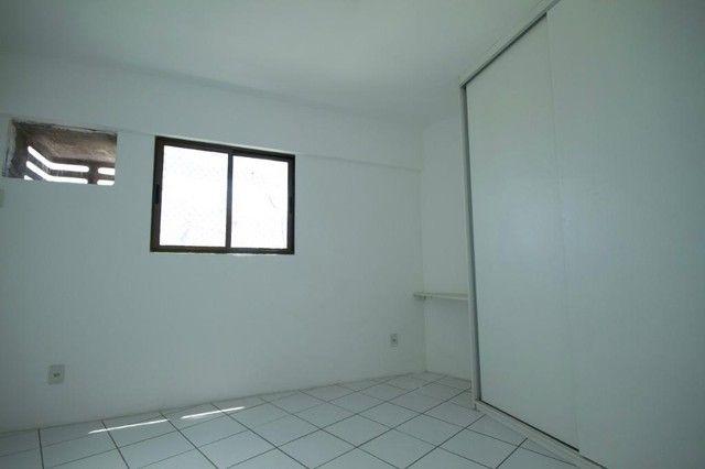 Apartamento com 3 quartos para alugar, 94 m² por R$ 3.385/mês com taxas - Boa Viagem - Rec - Foto 13