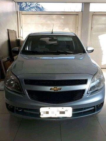 Chevrolet Agile LTZ 2011 - Foto 5