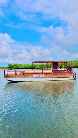 Alugo catamarã 20 pessoas em Maria Farinha