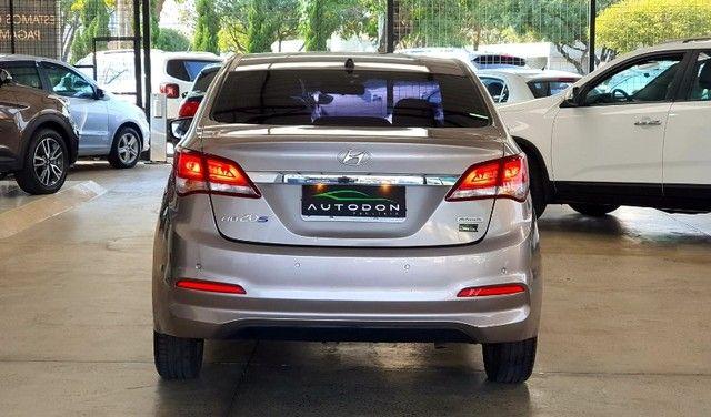 Hyundai HB20S HB20 Sedan Premium 2017 Automático Único Dono Todo Revisado  - Foto 8