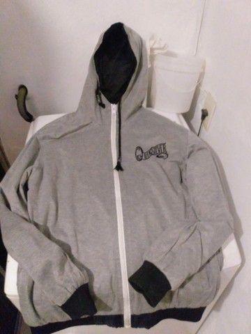 Vendo jaqueta da moletom Quiksilver  - Foto 3