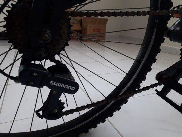 Bicicleta Caloi T Type Alumínio