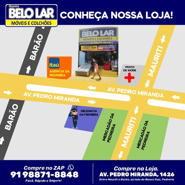 Unibox Solteirão De Mola, Compre no zap * - Foto 3
