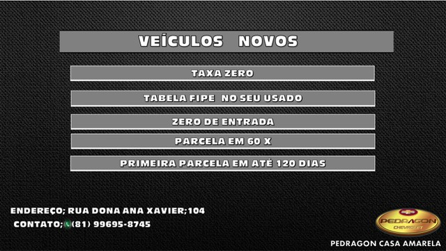Tracker LTZ Turbo 2022 0km ( Pedragon Casa Amarela). Imperdível. - Foto 16