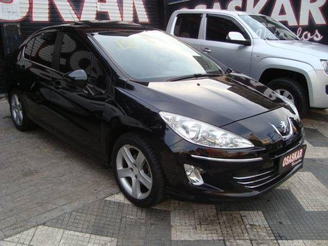 408 2011/2012 2.0 FELINE 16V FLEX 4P AUTOMÁTICO